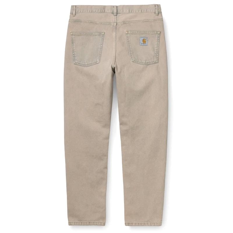 Carhartt WIP Newel Pants Blue Sand Bleached