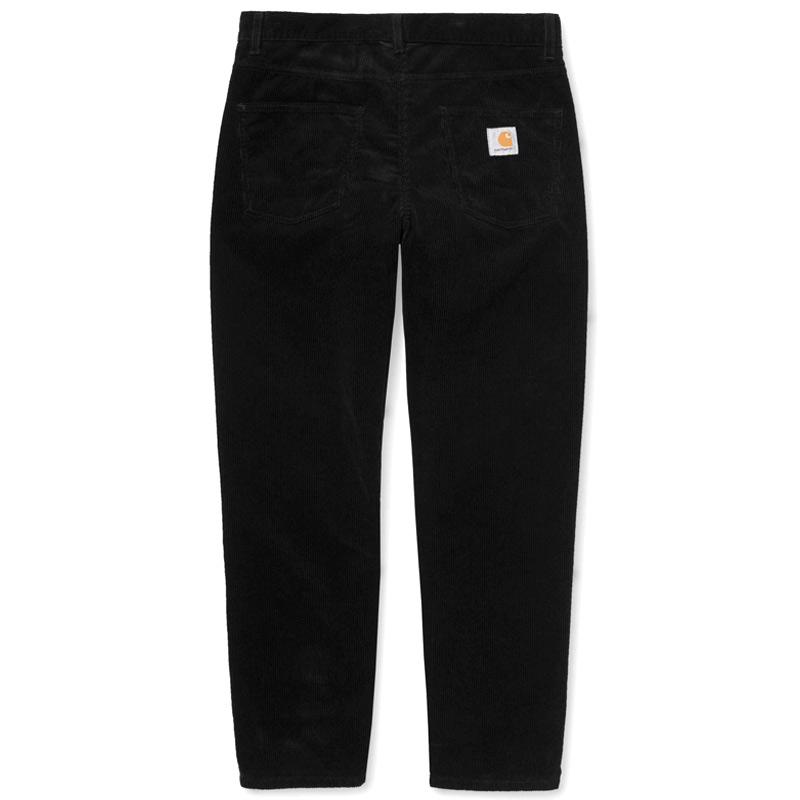 Carhartt WIP Newel Pants Corduroy Black