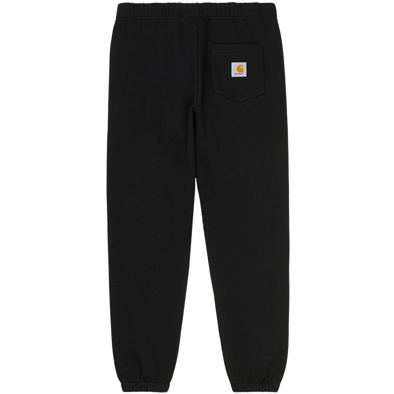Carhartt WIP Pocket Sweat Pants Black