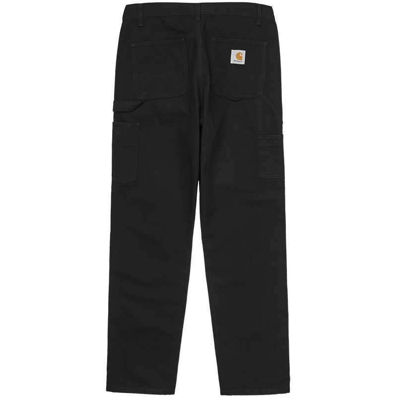 Carhartt WIP Ruck Single Knee Pants Black Rinsed