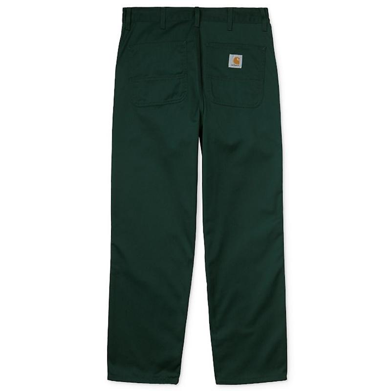 Carhartt WIP Simple Pants Dark Fir Rinsed