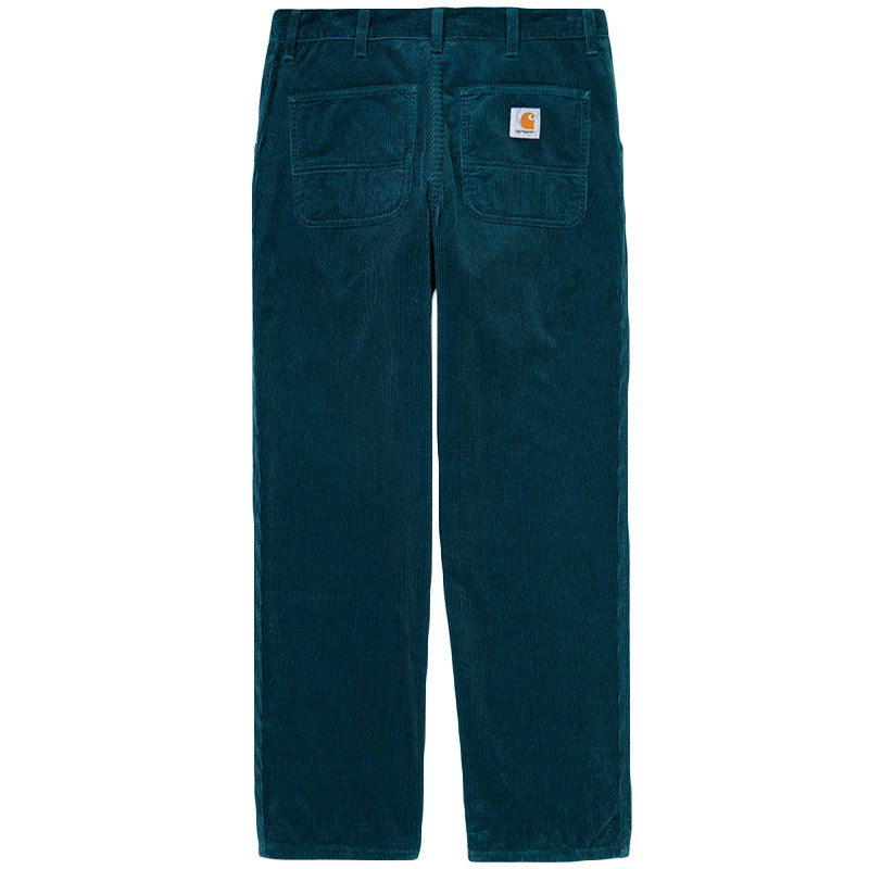 Carhartt WIP Simple Pants Duck Blue Rinsed