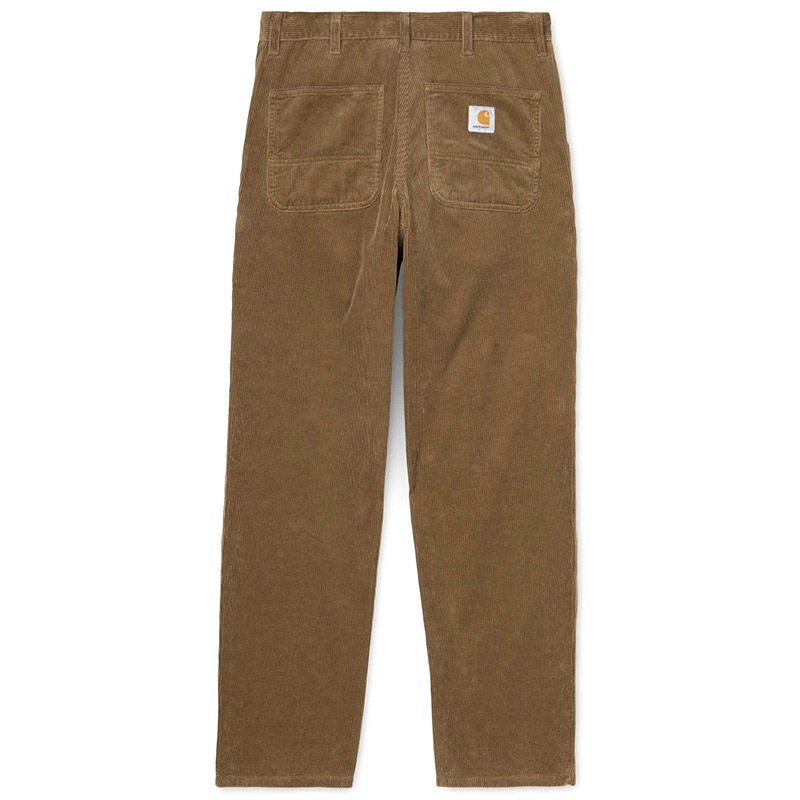 Carhartt WIP Simple Pants Hamilton Brown Rinsed