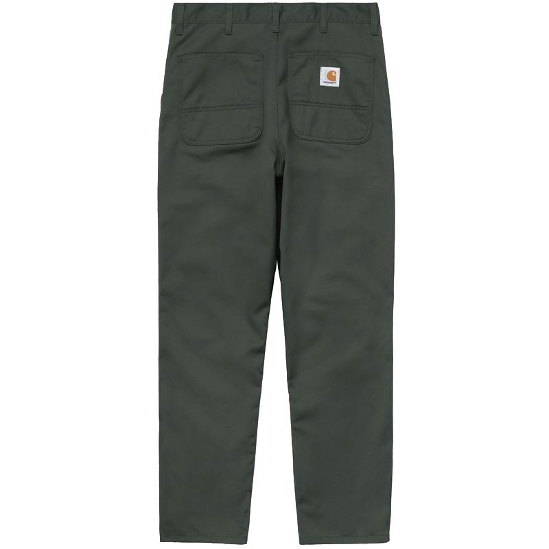 Carhartt WIP Simple Pants Slate Rinsed