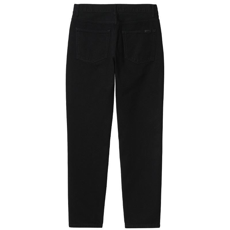 Carhartt WIP Vicious Pants Black One Wash