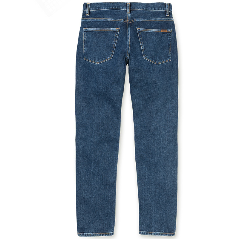 Carhartt WIP Vicious Pants Blue Stone Washed