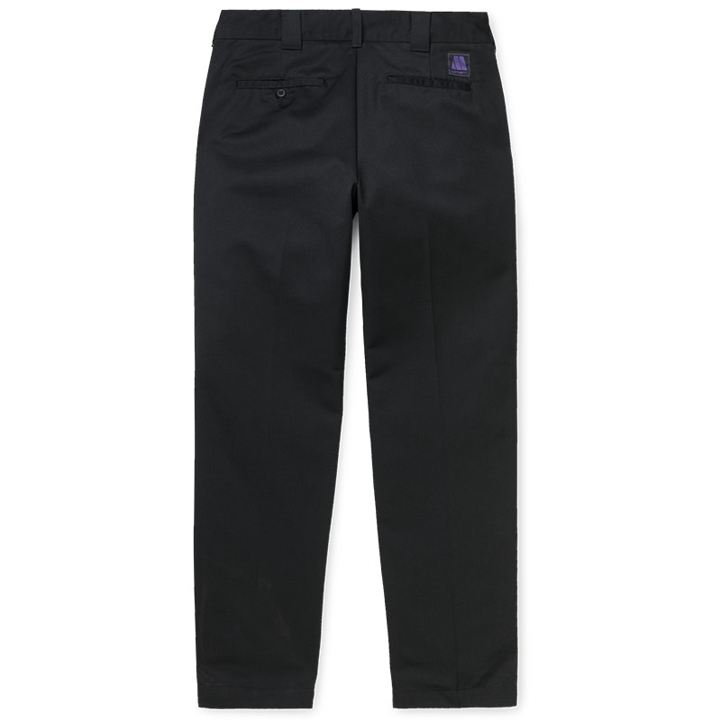 Carhartt WIP X Motown Master Pants Black/Off White Rinsed