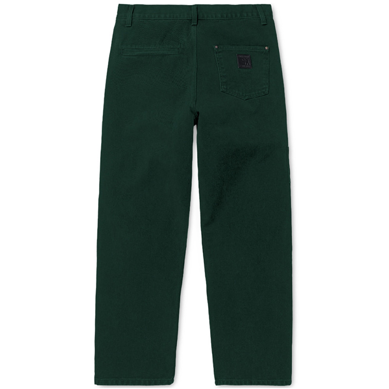 Carhartt X Pass Port Pall Pants Bottle Green Rinsed