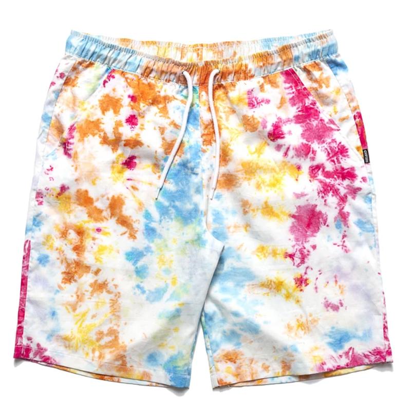 Chrystie NYC Tie Dye Short Pants Tie Dye
