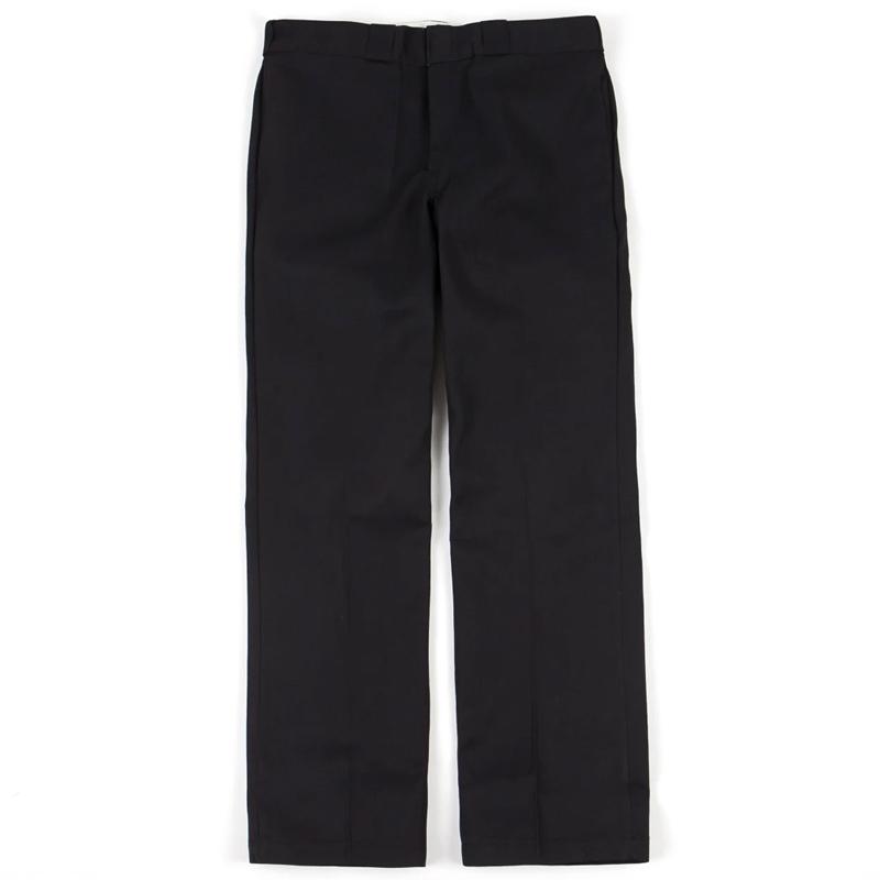 Dickies 874 Original Fit Straight Leg Work Pants Black