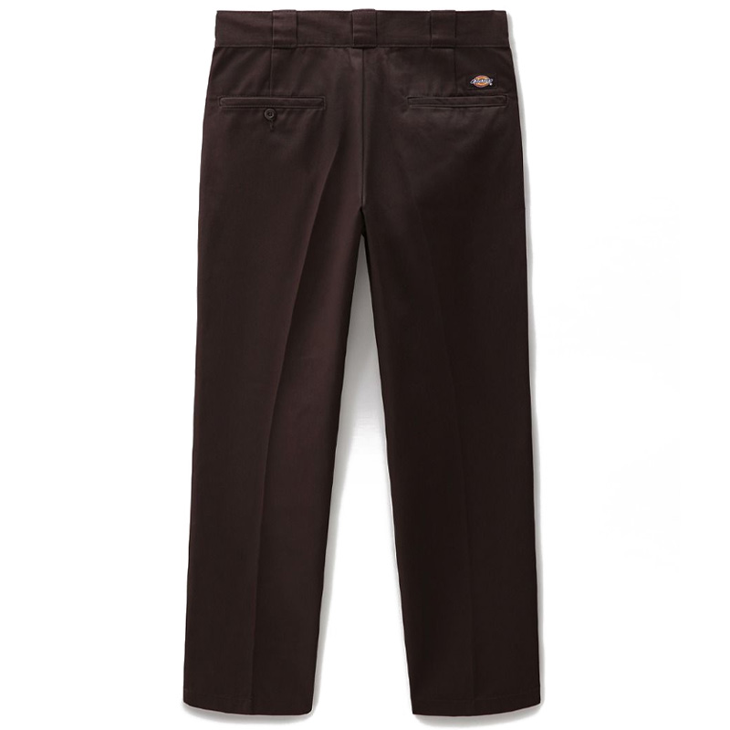 Dickies 874 Original Fit Straight Leg Work Pants Dark Brown