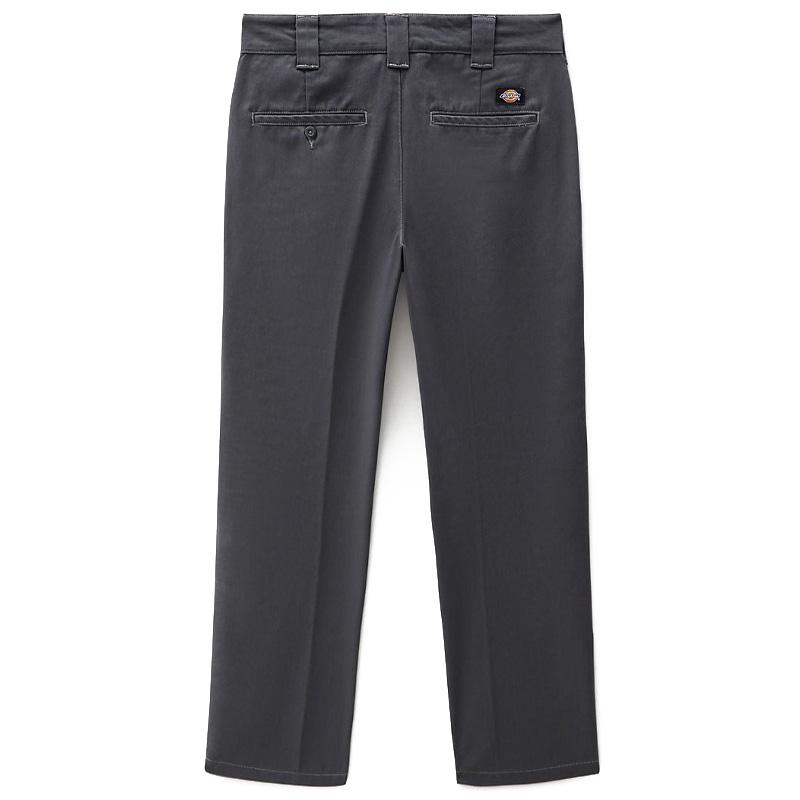 Dickies 872 Slim Fit Work Pants Charcoal Grey