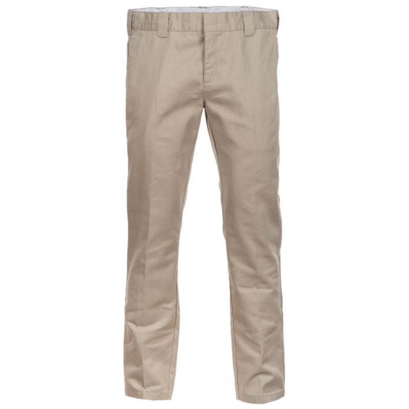 Dickies 872 Slim Fit Work Pants Khaki