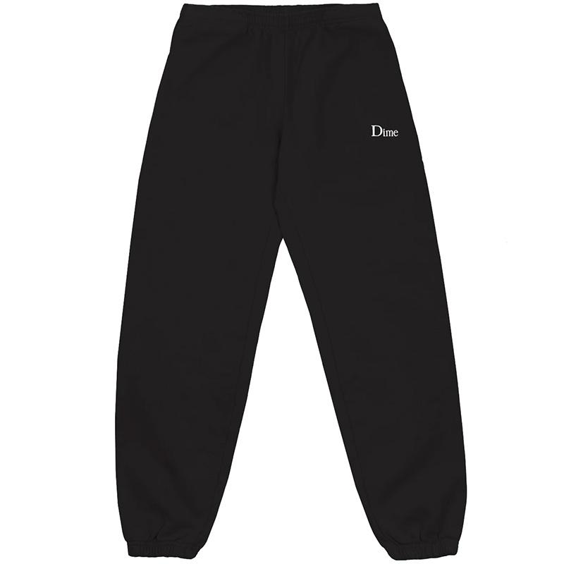 Dime Classic Sweatpants Black