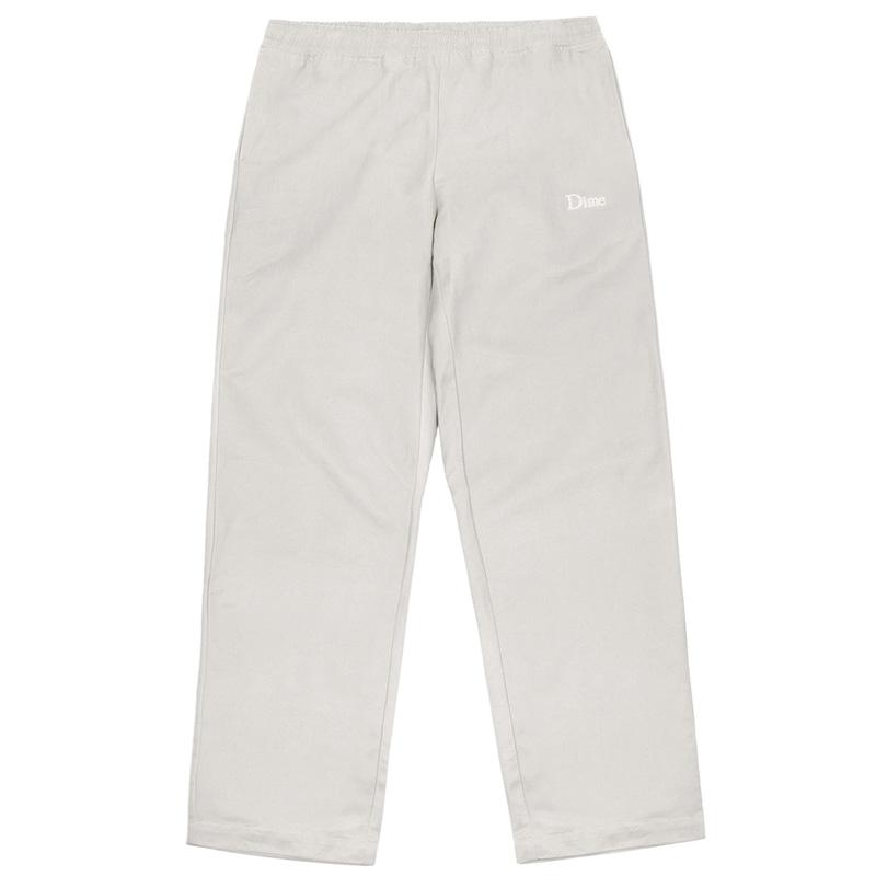 Dime Twill Pants Cream