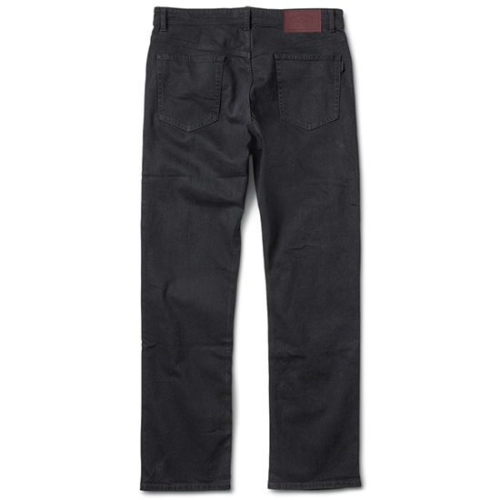 Fourstar Classic Chino Pants Standard Fit Black