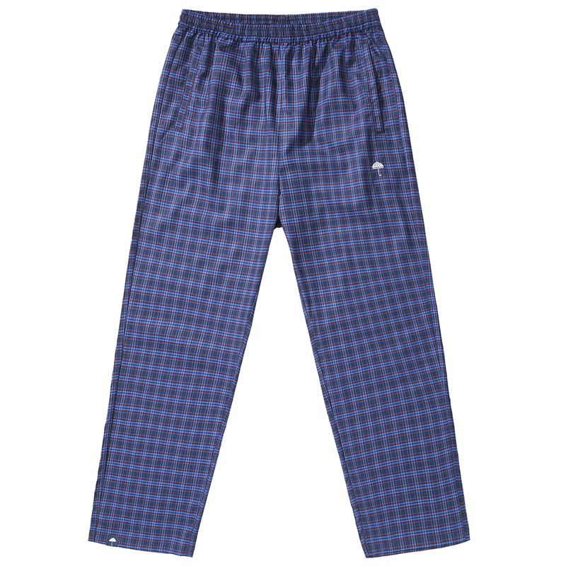 Helas Check Pyjama Blue