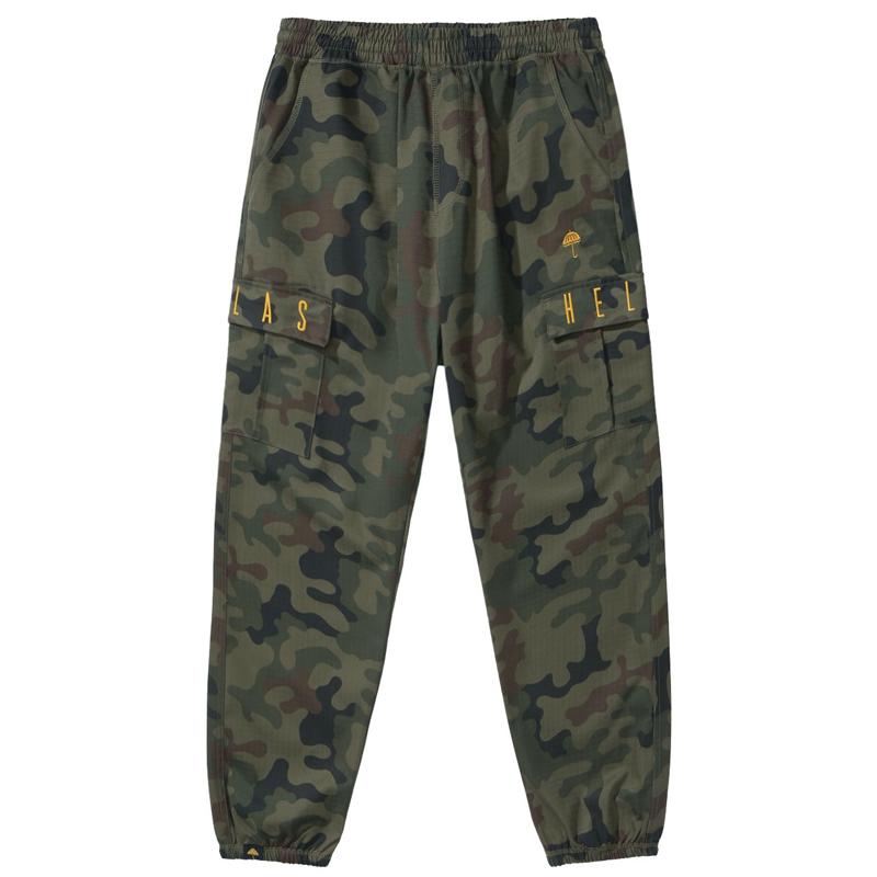 Helas Gang Tracksuit Pants Camo