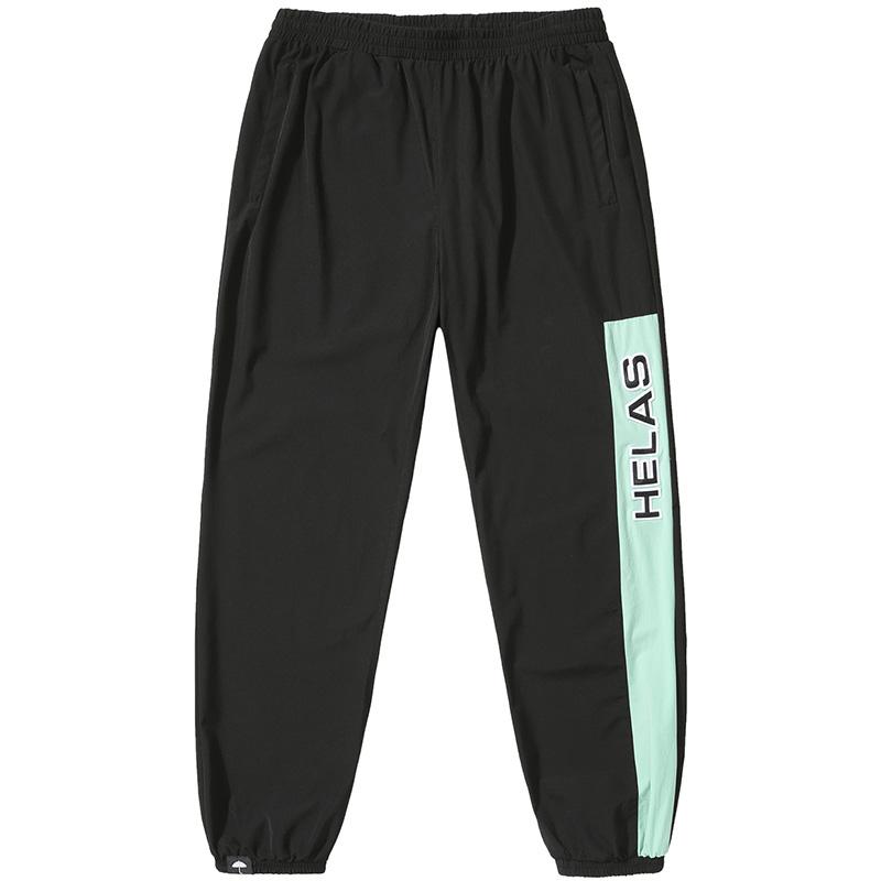 Helas Pese Tracksuit Pants Black