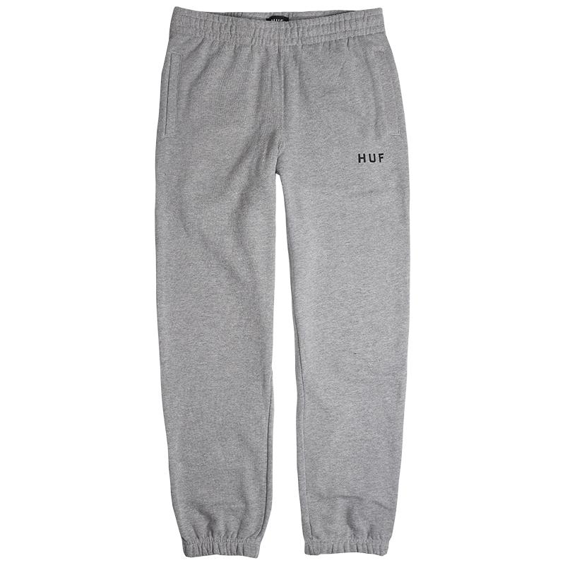 HUF Original Fleece Pants Grey