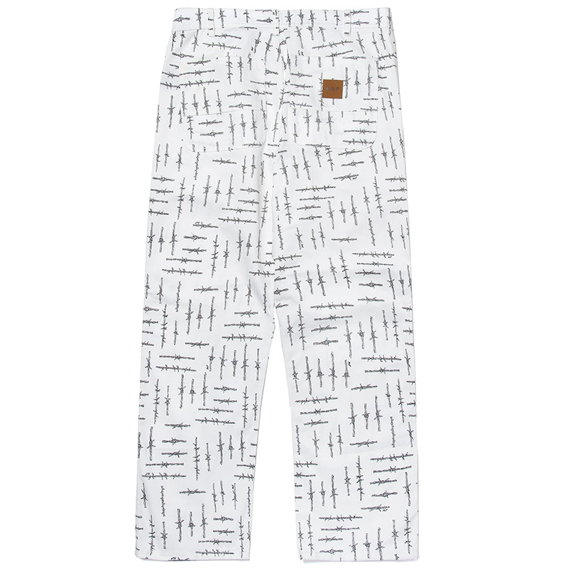 HUF Wire Boyd Pants Natural