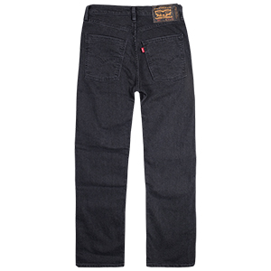 Levi's 501 STF 5 Pocket Pants Black