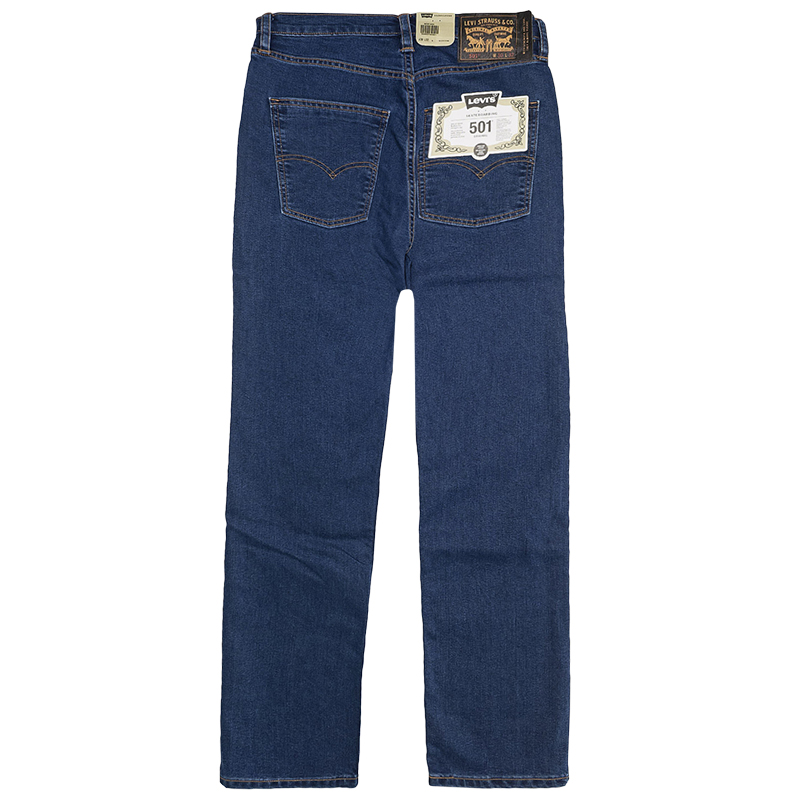 Levi's 501 STF 5 Pocket Pants Rinse
