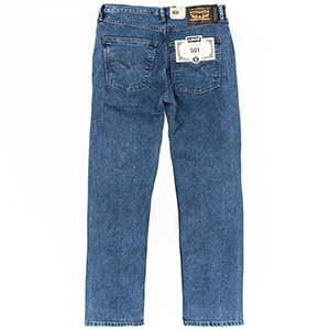 Levi's 501 STF 5 Pocket Pants Wallenberg
