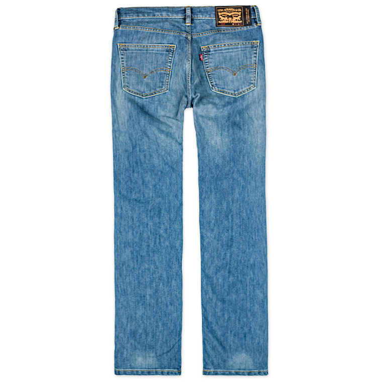 Levi's 504 Regular Straight Pants Avenues