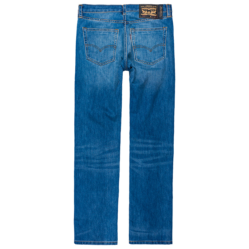 Levi's 504 Straight 5 Pocket Pants Del Sol