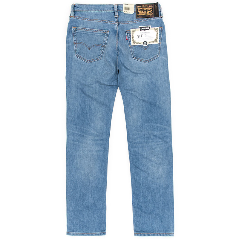 Levi's 511 Slim 5 Pocket Pants Channel