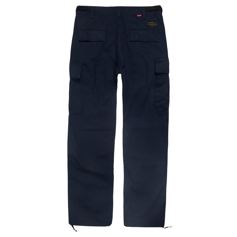 Levi's Cargo Pants Navy Blazer Twill