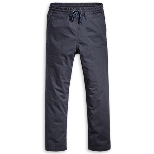 Levi's Easy Pants Black Ripstop