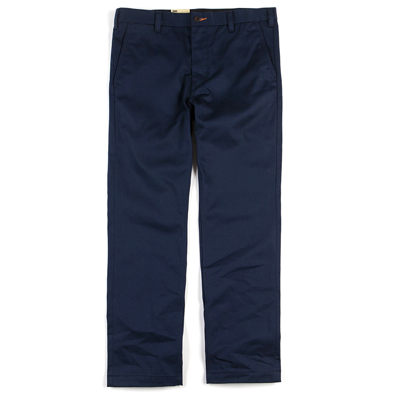 Levi's Work Pants Navy Blazer Twill