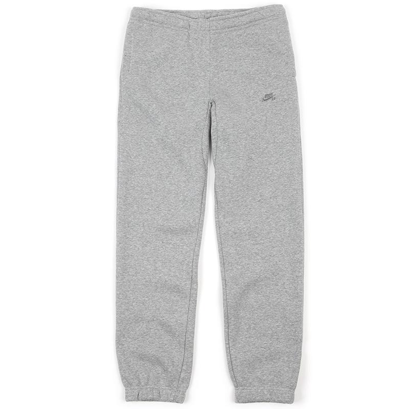 Nike SB Icon Fleece Pants Dark Grey Heather/Dark Steel Grey