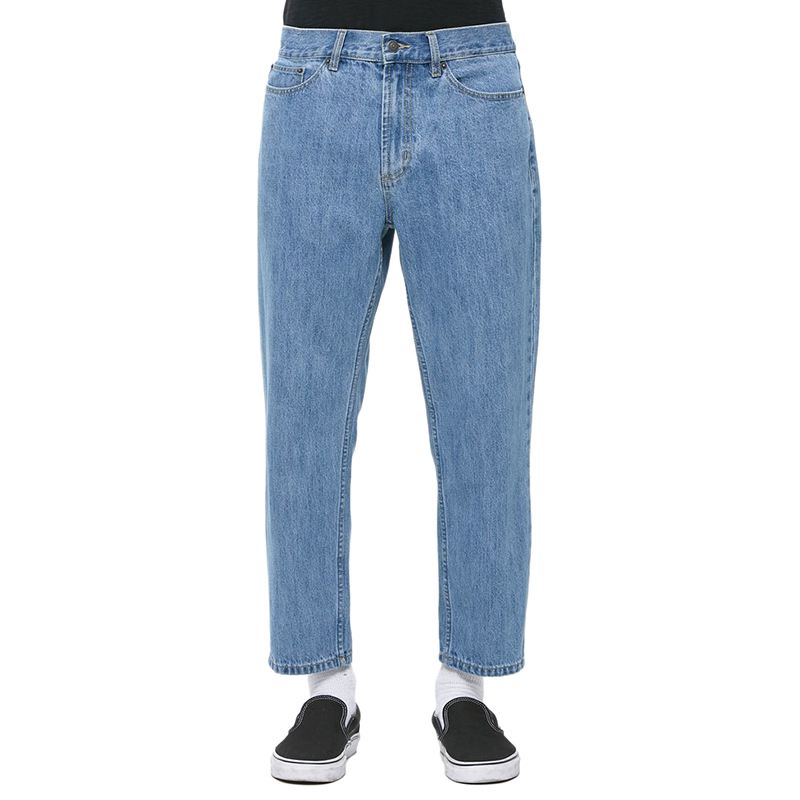 Obey Bender 90'S Denim Pants Light Indigo