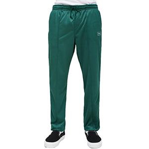 Obey Borstal Track Pants Teal Green