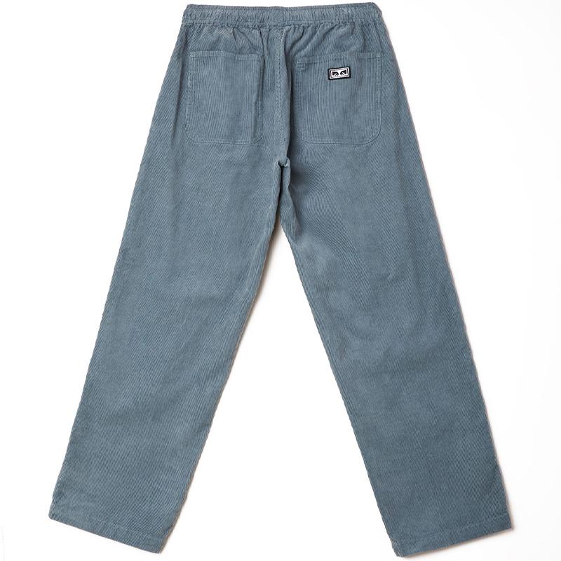 Obey Easy Cord Pants Leaf