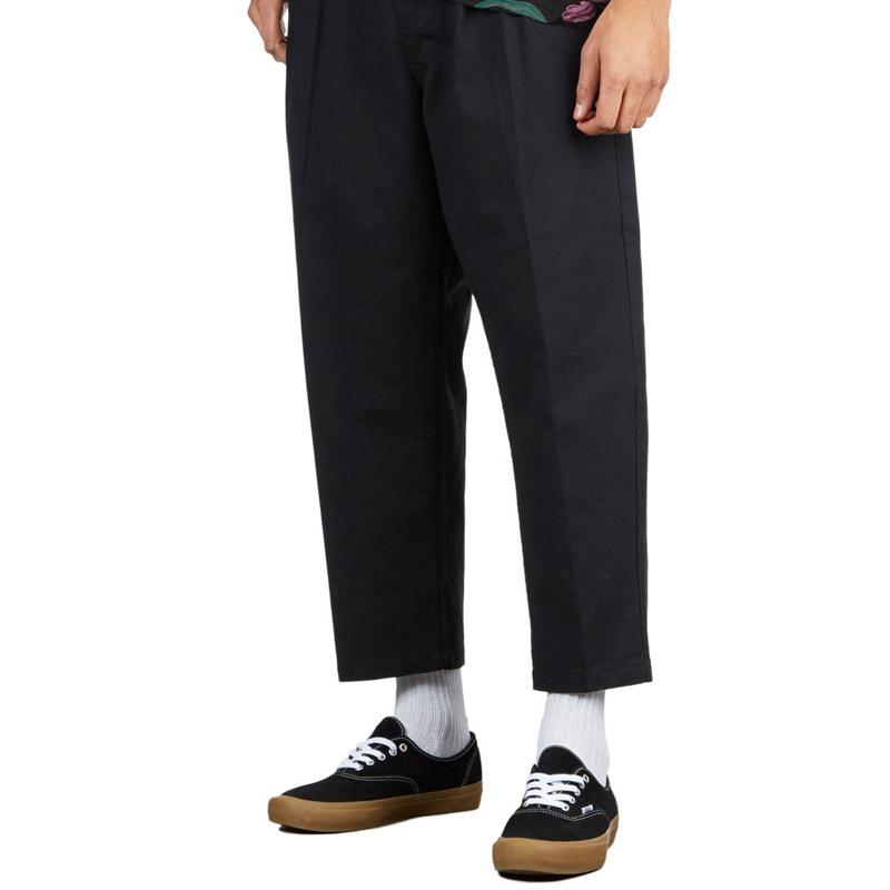 Obey Fubar Pleated Pants Black