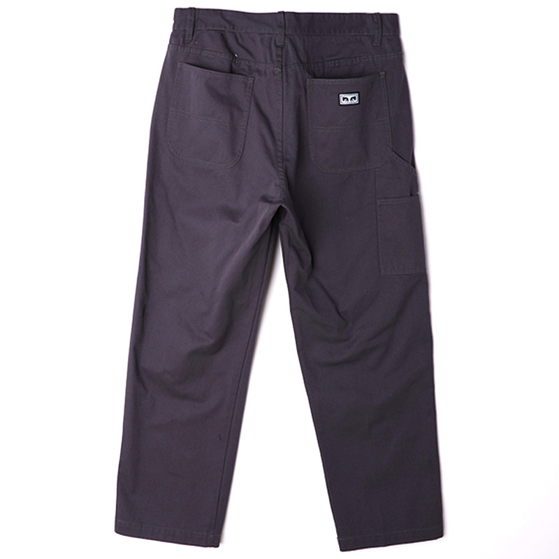 Obey Hardwork Carpenter Pants II French Navy