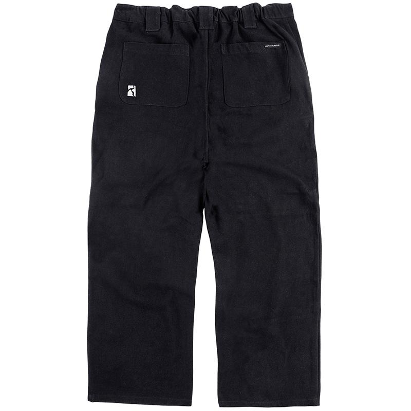Poetic Poe Pants Black Denim