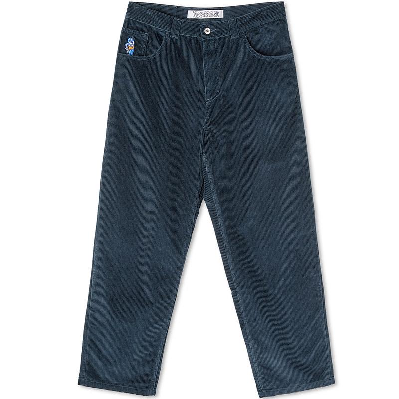 Polar '93 Cords Pants Police Blue
