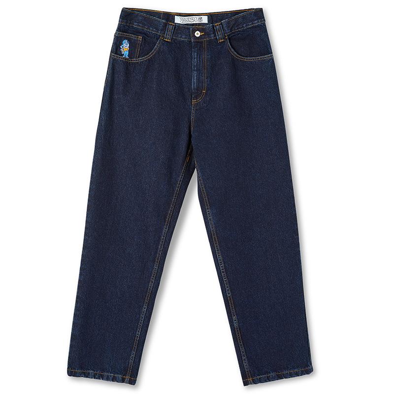 Polar 93 Denim Pants Deep Blue