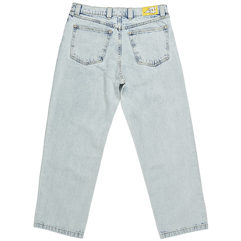 Polar '93 Denim Pants Light Blue