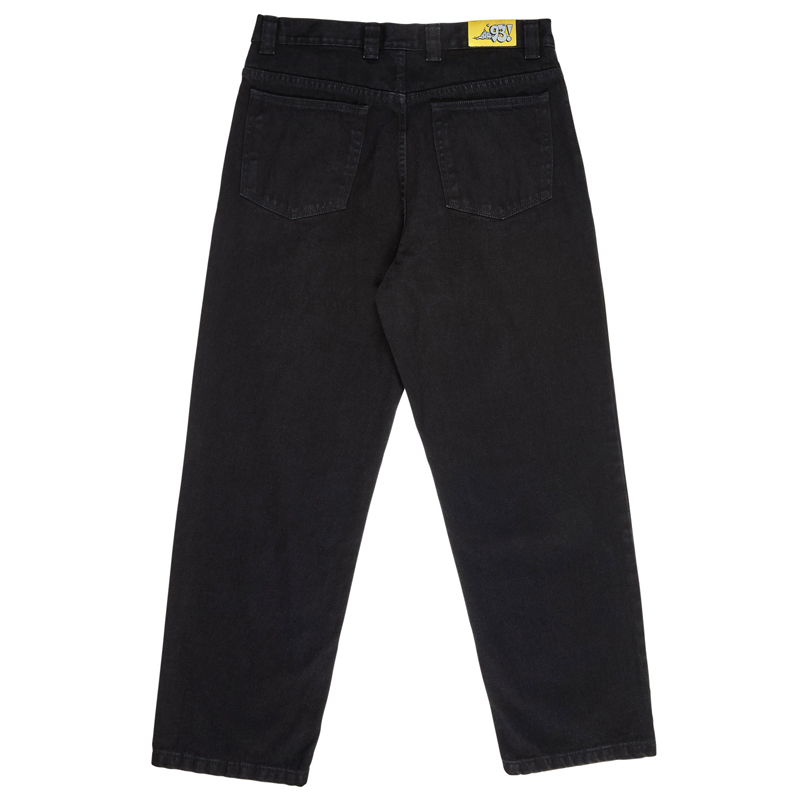 Polar 93 Denim Pants Pitch Black