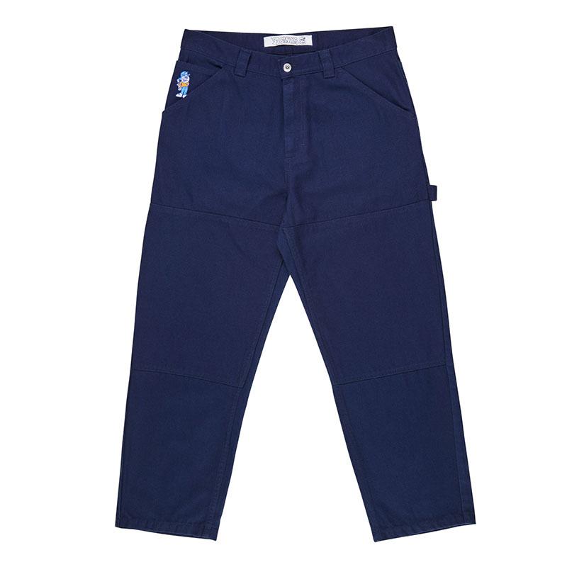 Polar '93 Pants Canvas Navy