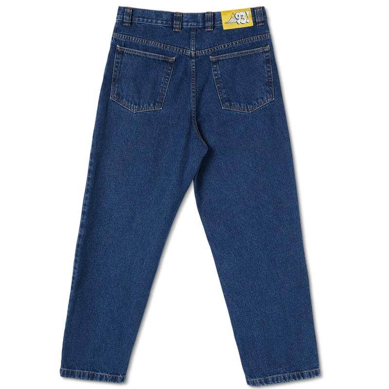 Polar 93 Pants Denim Dark Blue
