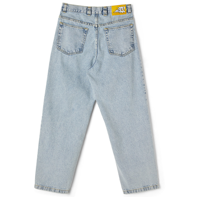Polar 93 Pants Denim Light Blue