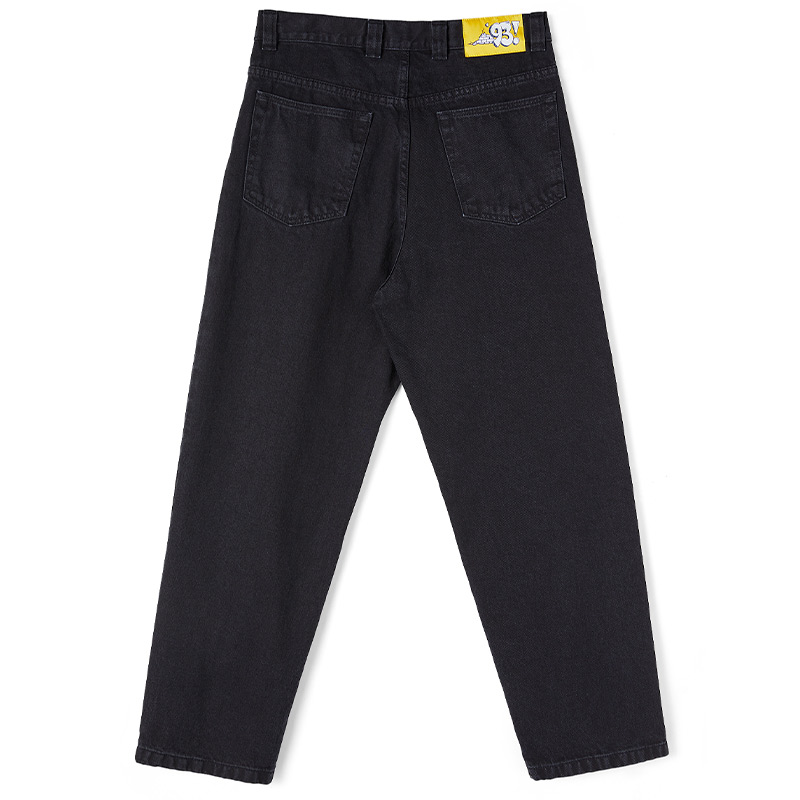 Polar 93 Pants Denim Pitch Black