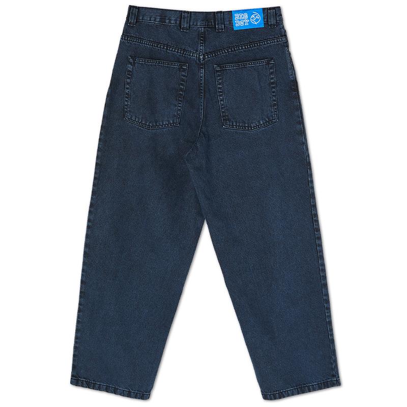 Polar Big Boy Jeans Blue Black